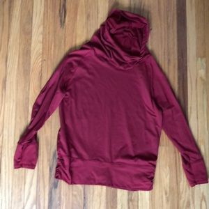 EMS top with hood